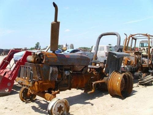 Used Ford 5610 Tractor Parts