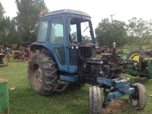 Used Ford 6700 Tractor Parts