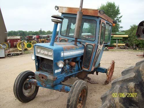 Used Ford 7000 Tractor Parts