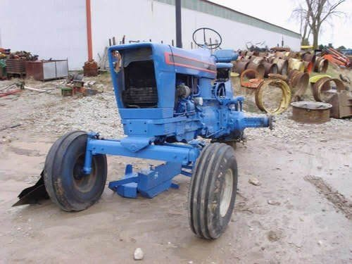 Used Ford 7600 Tractor Parts