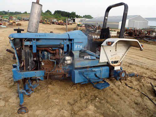 Used Ford 7710 Tractor Parts
