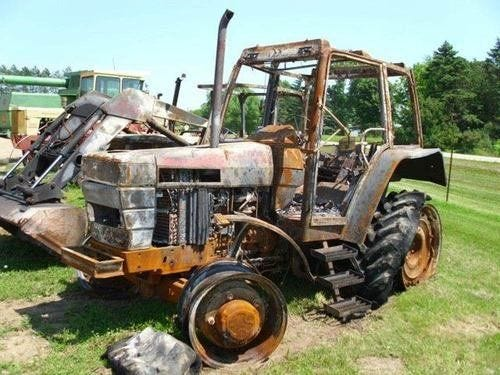 Used Ford 7740 Tractor Parts