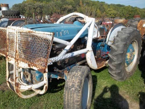 Used Ford 800 Tractor Parts