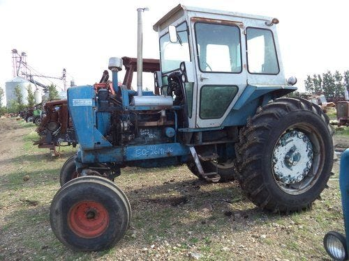 Used Ford 8000 Tractor Parts