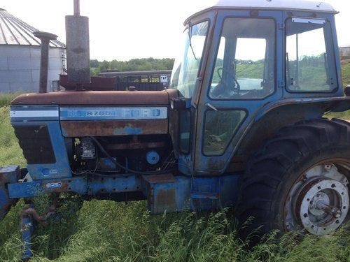 Used Ford 8700 Tractor Parts