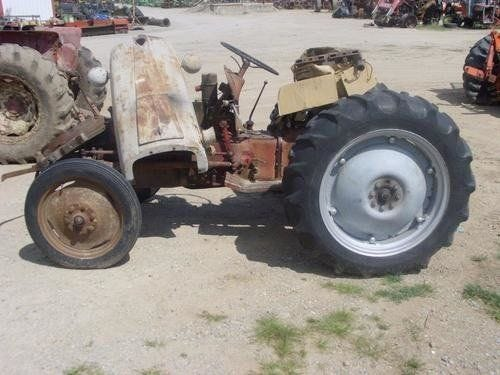 Used Ford 8N Tractor Parts
