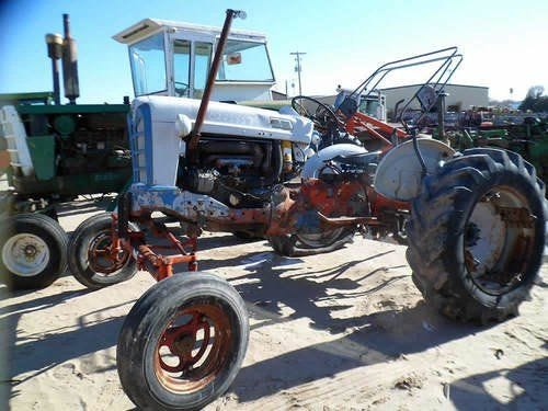 Used Ford 900 Tractor Parts