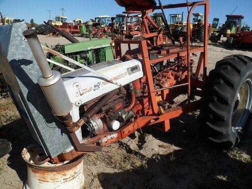 Used Ford 901 Tractor Parts