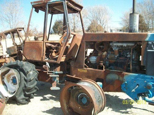 Used Ford 9030 Tractor Parts