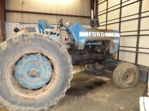Used Ford 9600 Tractor Parts