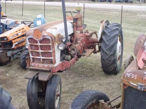Used Ford 961 Tractor Parts