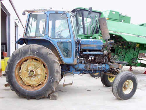 Used Ford 9700 Tractor Parts