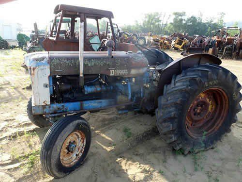Used Ford Major Tractor Parts