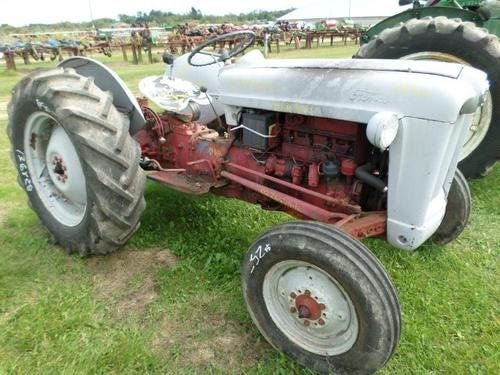 Used Ford NAA Tractor Parts