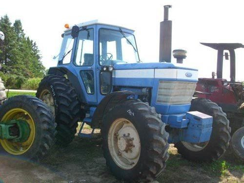 Used Ford TW15 Tractor Parts