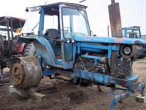 Used Ford TW20 Tractor Parts