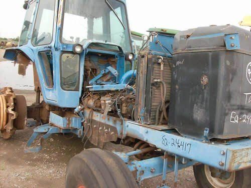 Used Ford TW30 Tractor Parts