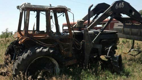 Used Ford TW35 Tractor Parts