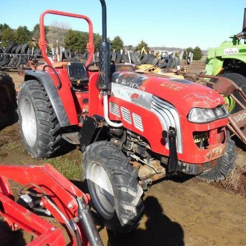 Used 2006 Foton 404 Tractor Parts