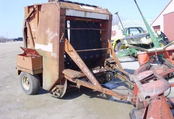 Used Gehl 1500 Baler Parts