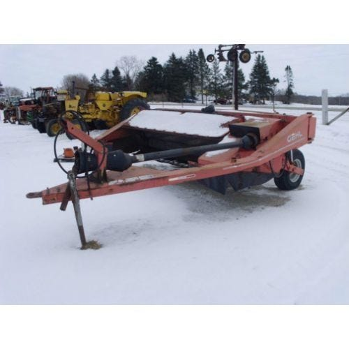 Used Gehl 2360 Hay Cutting Parts