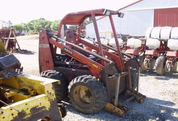 Used Gehl 4600 Skid Steer Loader Parts