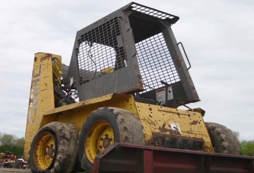Used Gehl 4625 Skid Steer Loader Parts
