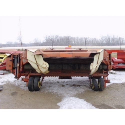 Used Gehl 880 Hay Cutting Parts