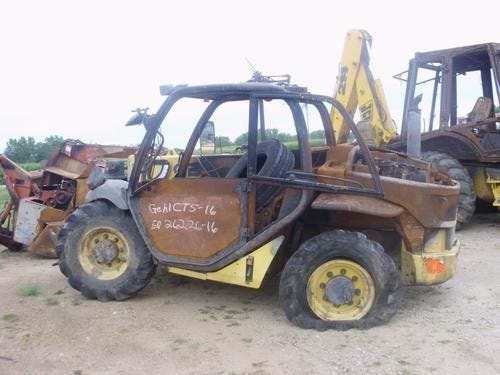 Used 2006 Gehl CT5-16T Construction & Industrial Parts