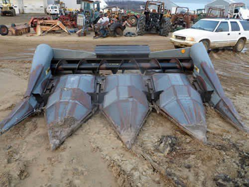 Used Gleaner 430 Header Parts