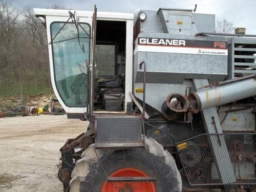 Used Gleaner F2 Combine Parts