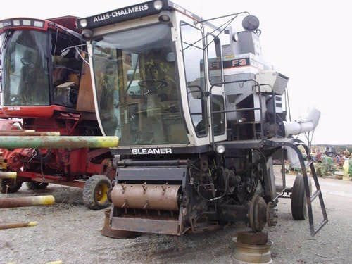 Used Gleaner F3 Combine Parts