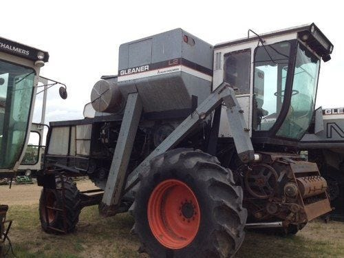 Used Gleaner L2 Combine Parts