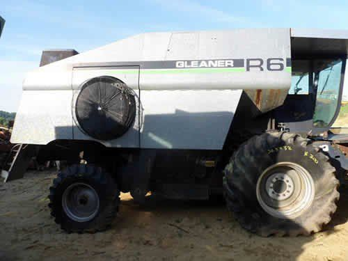 Used Gleaner R6 Combine Parts