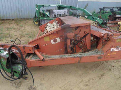 Used Hesston 1090 Hay Cutting Parts
