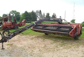 Used Hesston 1160 Hay Cutting Parts