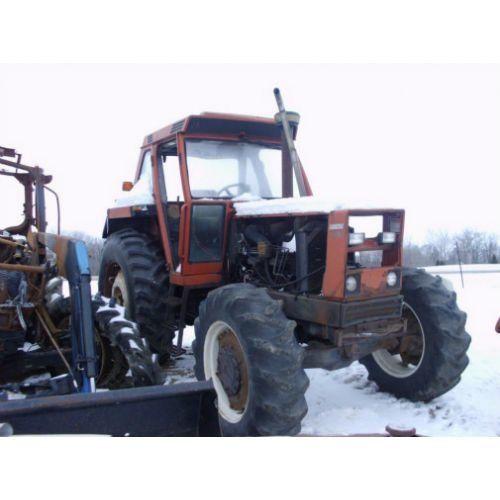 Used Hesston 1180 Tractor Parts