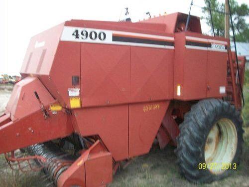 Used Hesston 4900 Baler Parts
