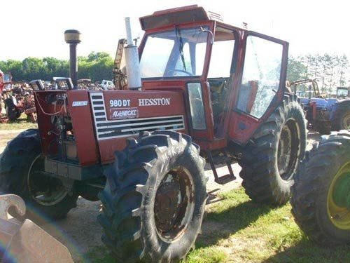 Used Hesston 980 Tractor Parts