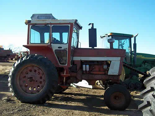 Used International 1066 Tractor Parts
