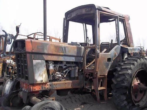 Used 1980 International 1086 Tractor Parts