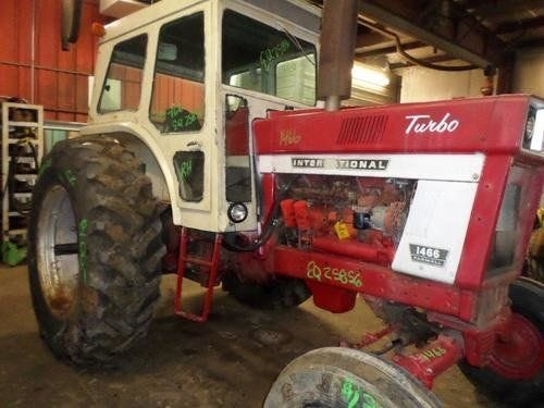 Used International 1466 Tractor Parts