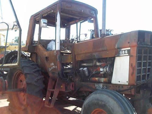 Used International 1486 Tractor Parts