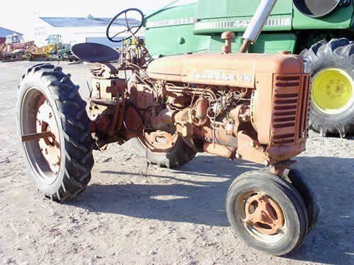 Used International 230 Tractor Parts