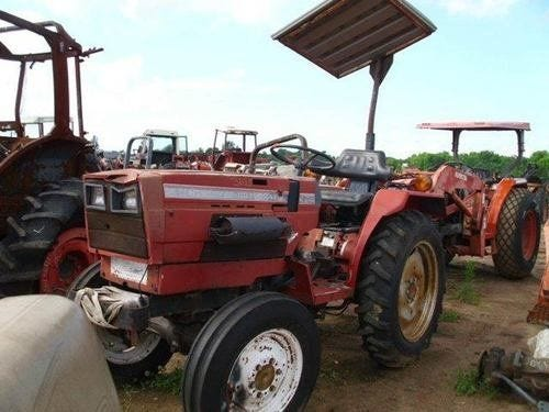 Used International 244 Tractor Parts