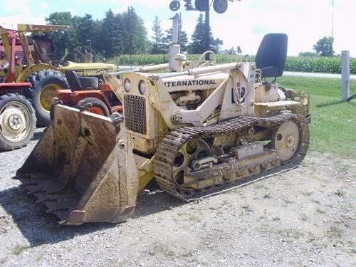 Used International t340 Construction & Industrial Parts