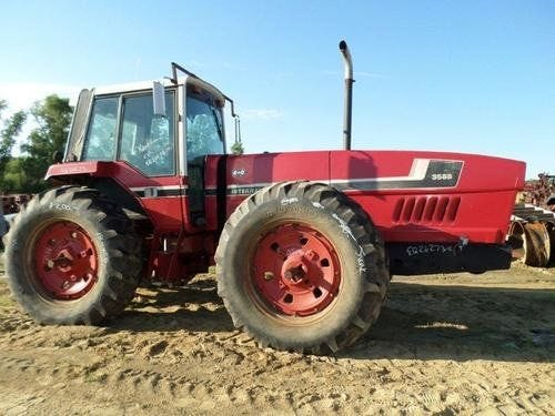 Used International 3588 Tractor Parts