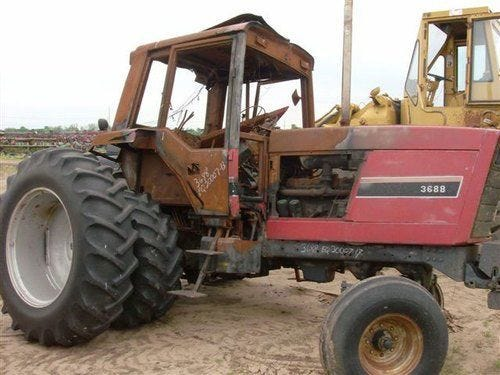 Used International 3688 Tractor Parts