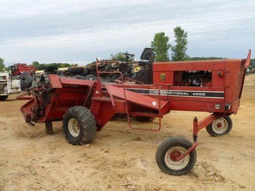 Used International 4000 Hay Cutting Parts