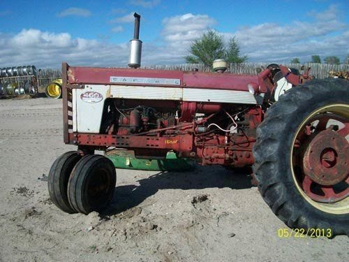 Used International 460 Tractor Parts